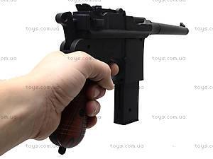 Утяжеленный пистолет с пульками, M32, купить