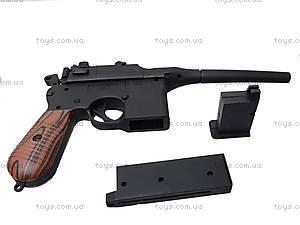 Утяжеленный пистолет с пульками, M32, фото
