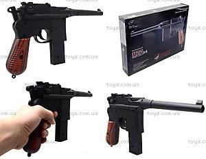 Утяжеленный пистолет с пульками, M32