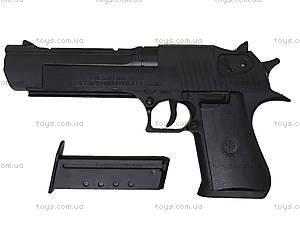 Пистолет игрушечный, на пульках, M93, фото