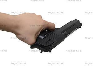 Пистолет игрушечный, на пульках, M93, игрушки