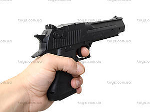 Пистолет игрушечный, на пульках, M93, магазин игрушек