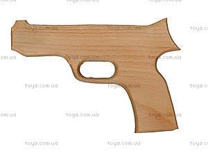 Деревянный пистолет «Магнум 2000», 171921у, купить
