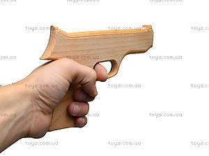 Деревянный пистолет «Магнум 2000», 171921у, фото