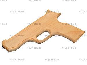 Деревянный пистолет «Магнум 2000», 171921у, отзывы