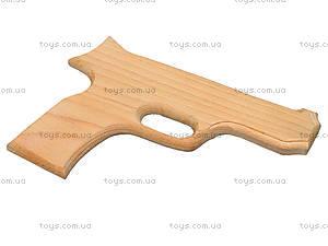 Деревянный пистолет «Магнум 2000», 171921у, цена