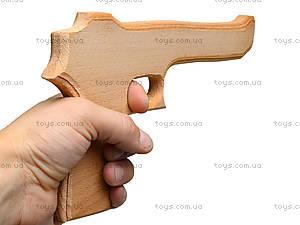 Деревянный пистолет Магнум «Игла пустыни», 171915у, фото