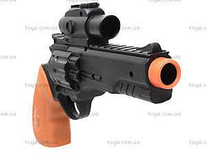 Детский пистолет для игры, 111B, фото