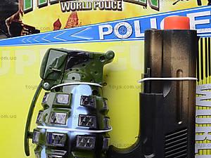 Детское механическое оружие с гранатой Team Freemen , 5510, купить