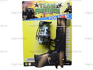 Детское механическое оружие с гранатой Team Freemen , 5510, отзывы