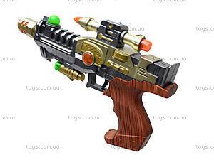 Музыкальный пистолет Super Gun, 3305, купить