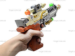 Музыкальный пистолет Super Gun, 3305, фото