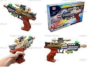 Музыкальный пистолет Super Gun, 3305
