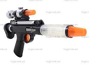 Музыкальный пистолет со световыми эффектами, 0139C, цена