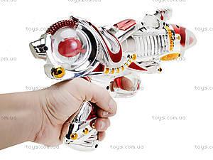 Музыкальный пистолет для веселого настроения малыша, 8638C, отзывы