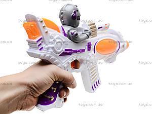 Музыкальный пистолет Space, 8500-2A, цена