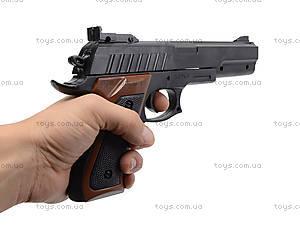 Игрушечный пистолет с пульками Omega, P168, купить