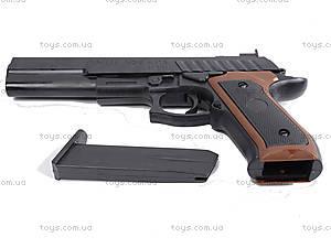 Игрушечный пистолет с пульками Omega, P168, отзывы