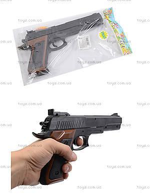 Игрушечный пистолет с пульками Omega, P168