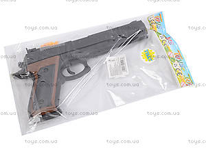 Игрушечный пистолет с пульками Omega, P168, цена