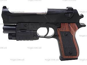 Игровой пистолет с пульками и лазером, P2117-G+, цена