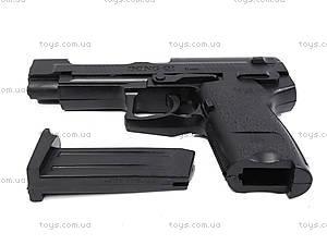 Игрушечный пистолет, с пульками в наборе, P308, отзывы