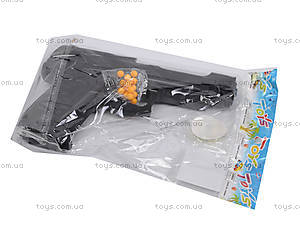 Игрушечный пистолет, с пульками в наборе, P308, цена