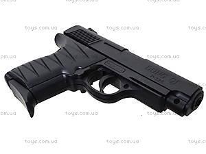 Детский пистолет с комплектом пулек, P328, фото