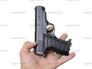 Детский пистолет с комплектом пулек, P328, детские игрушки