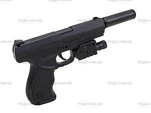 Цветной пистолет с пульками и лазером, P9A, отзывы