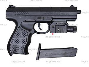 Детский пистолет с лазерным прицелом, P9B, купить
