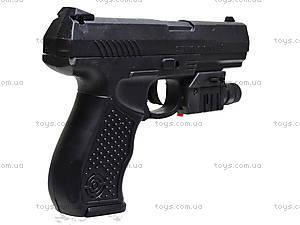 Детский пистолет с лазерным прицелом, P9B, цена