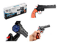Пистолет под пистоны, игрушка в коробке, FH1, фото