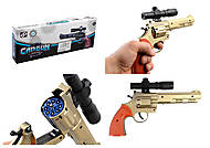 Пистолет под пистоны, игрушка, EH4M, фото