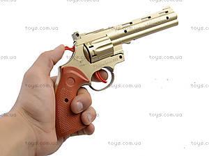 Игрушечный револьвер на пистонах, F4, игрушки
