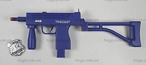Пистолет-пулемет игрушечный, 3205T, купить