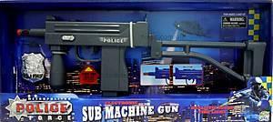 Пистолет-пулемет игрушечный, 3205T