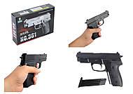 Пистолет с пульками NO.361, 361