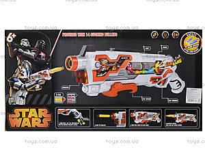 Игрушечный пистолет с поролоновыми снарядами, SB343, купить