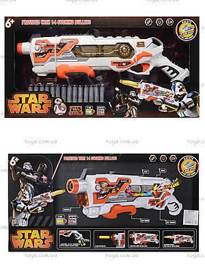 Игрушечный пистолет с поролоновыми снарядами, SB343