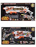 Игрушечный пистолет с поролоновыми снарядами, SB343, toys
