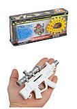 Пистолет с гелиевыми и резиновыми пульками, Y202, отзывы