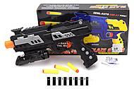 Пистолет с лазерным прицелом и пулями, YT8813-1, купить