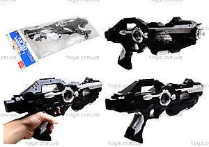 Музыкальный пистолет с лазером, KT8688-F1A