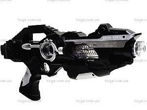 Музыкальный пистолет с лазером, KT8688-F1A, цена