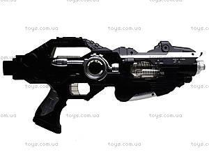 Музыкальный пистолет с лазером, KT8688-F1A, игрушки
