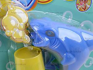 Пистолет с мыльными пузырями «Акула», JT6010, фото