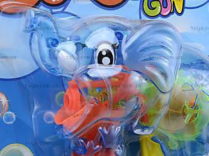 Пистолет с мыльными пузырями для детей, 3002-1, купить