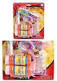 Пистолет - мыльные пузыри, PP733B-GG733B-SS733B, детские игрушки