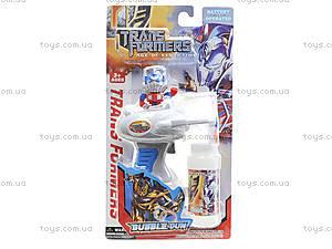 Пистолет с мыльными пузырями «Трансформер», JT7711, купить